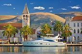 Town Of Trogir Yachting Waterfront
