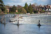 Marlow Weir UK