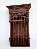 Colonial Spanish Window
