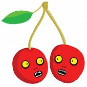 cherry halloween