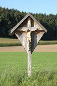 Wayside cross
