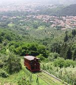 Funicular Railway Montecatini Alto