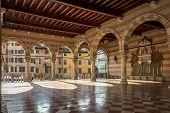 Inside Of Loggia Lionello In Udine