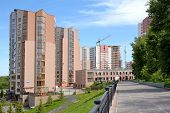 Kemerovo, Construction Of Residential Houses