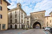 Porta San Pietro In Cividale Del Friuli