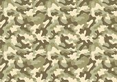 picture of camo  - Camouflage background with a seamless design - JPG