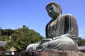 The Great Buddha in Kamakura, Kanagawa, Japan