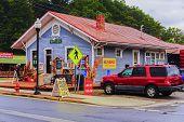 Great Smokey Mountains Depot