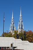 Notre-dame Cathedral Basilica And Monument