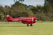 De Havilland Dh88 Comet Racer