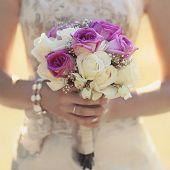 Gentle Wedding Bouquet