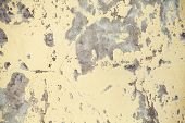 Grungy Background Texture, Gray Concrete Wall