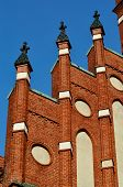 Church Of The Holy Family. Kaliningrad (until 1946 Koenigsberg), Russia