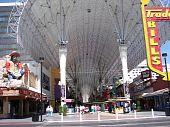 Fremont Street canopy by day, Las Vegas