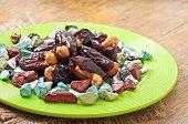 foto of lenten  - Oriental sweets  - JPG