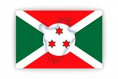 pic of burundi  - Map of Burundi - JPG