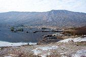 image of galway  - View of Lough Aconeera - JPG
