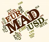 image of dirham  - Mad Currency Meaning Forex Trading And Coin - JPG
