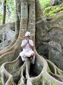 Balinese Monk
