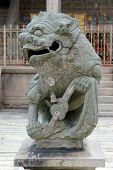 Zen Chinese Statue