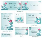 picture of corazon  - Reception card set 6 - JPG