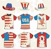 Grunge american stylish t-shirt design 3. To see similar, please VISIT MY GALLERY.