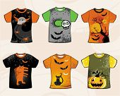 Halloween  t-shirts. . To see similar, please VISIT MY GALLERY.