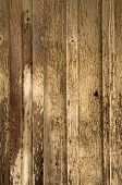 Weathered Board and Batten Siding