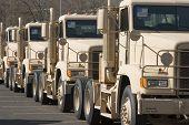 Military Tractors