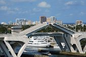 Fort Lauderdale 17th Street Causeway Bridge