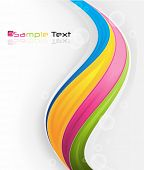 eps10 multicolor background