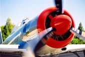 Yak Aerobatic Aircraft