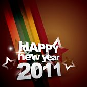 new year beautiful background design