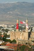Turkish Flags - Nicosia