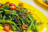 Chinese Style Spicy Vegetables