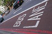 London Bus Lane
