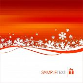 Christmas, winter illustration