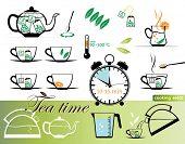 Jogo de hora do chá