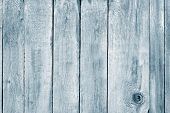 Blue Wood Texture. Grunge Wood Background Or Backdrop. Wood Texture Background. Old Wood Table Textu poster