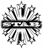 picture of shooting star  - Shooting star banner - JPG