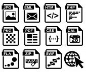 picture of png  - File type icons - JPG