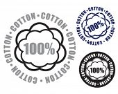 100% Cotton Seal in three versions