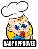 Baby Approved / Baby Boy Chef