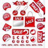 Ultimate sale labels
