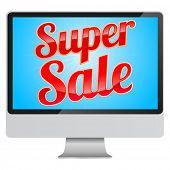 Super sale in computer monitor