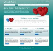 image of pharmaceutical company  - website template medical - JPG