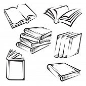 picture of hardcover book  - books - JPG