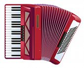 Vector accordion