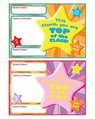 Print off, cut out and write on comments to help motivate and reward children's effort for good work.