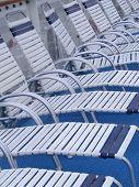 Row Of Lounge Chairs